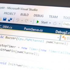 .Net Micro Framework: C# auf einem Microcontroller!
