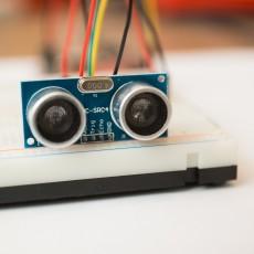 Code: HC-SR04 Ultraschall-Entfernungsmesser