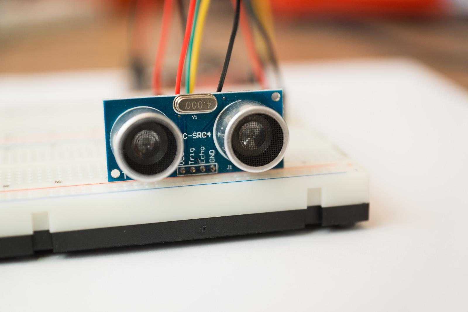 Ultraschall entfernungsmesser hc sr u netmf tutorial