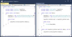 .Net Micro Framework Cerbuino Reaktionstest Source Code